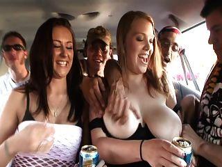 Becky Vuxta - I Am A Badass In The Fuck Van