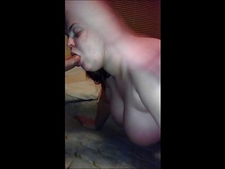 My Bbw Sucking Strangers Big Cock