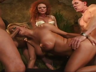 American Girls Getting Their Asses Drilled