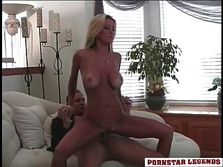 Jill Kelly Sucks Cock And Is Fucked Hard