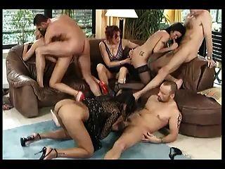 German Naughty Neighbors Party Pt 3
