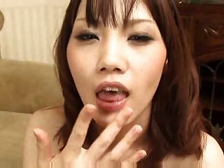 Japanese Rim And Blowjob