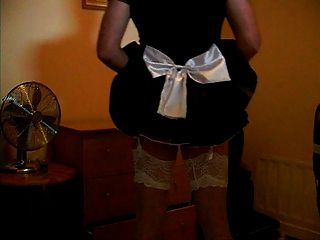 Naughty Sissy Maid