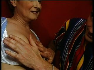 Mature Has Some Sexy Nipples