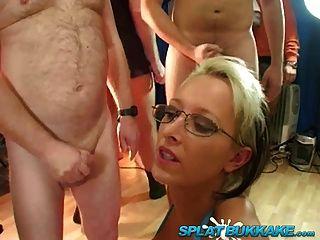 Sexy Uk Milf Tracy Venus Gets Jizzed On Again