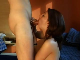 Bbw head 134 side angle view deepthroat 6