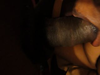 Wifey Make Sucking Luv To Her Penis