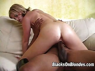 Typical Black Cock Slut Alex Divine Takes Monster Cock