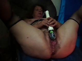 Bbw Granny Squiting