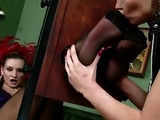 Nylon Feet Worship7 (420)
