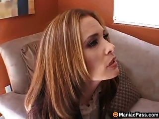 Milf Licks Ass And Fucks Big