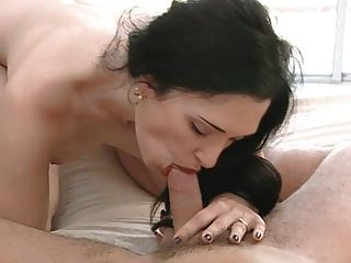 British Slut Sabrina Plays And Then Gets Fucked On The Bed