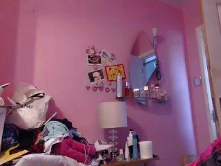 Blond British Babe Webcam