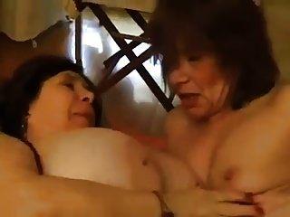 Hot French Lesbian Grannies