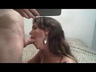 Tgirl Shemale Sucking Travesti Chupando