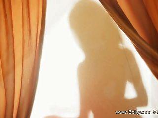 Naked Girl On Dance Floor