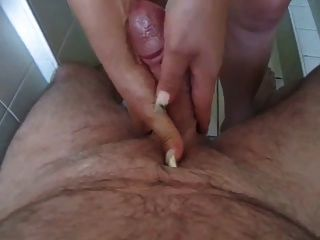 Handjob By The Mrs.