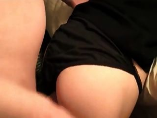 Hubby Fucks Me Doggy Style And Cums On My Panties