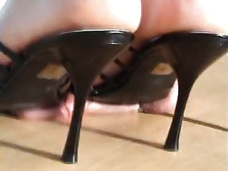 Trample Footjob
