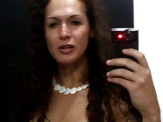Nikki Ladyboys Mirror Mirror Masturbation