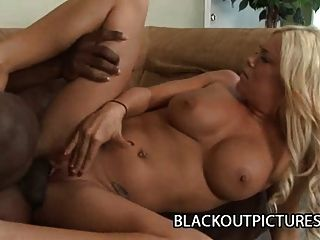 Sexy Blonde Babe Crista Moore Submits Her Pussy For Fucking