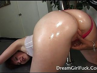 Cindy - Big Ass Brunette Banged Hard