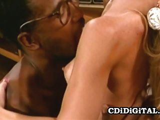 Lauryl Canyon - Sweet Interracial Retro Porn