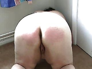 Woman Spanked In Fetish