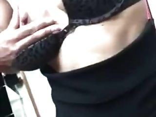 Quick Clip: Horny Mature Riding Her Dildo