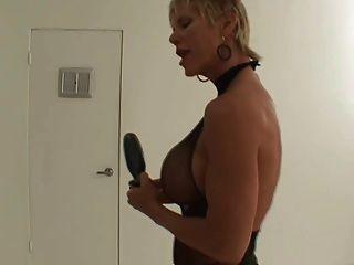 Goddess Heather Strapon Fun