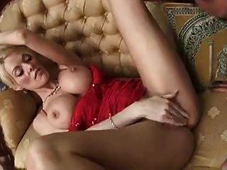 Milf In Red Dress Gets Fucked Ctoan
