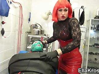 Shocking Ball Torture, Spitting, Smothering, And More!