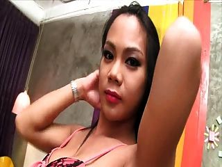 Beautiful Big Cock Asian Ladyboy