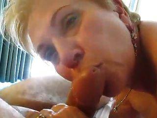 65 Y.o Granny Sucker