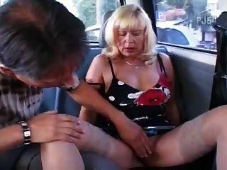 German Mature Hot Ride