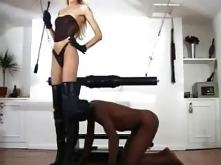 Mistress Sam Boot Worship