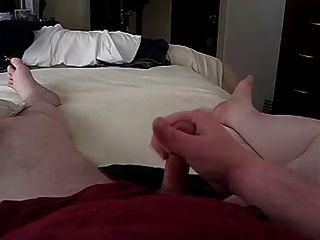 Me Jacking Off!!  Big Cum