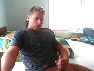 Sweet Boy Cum On Face