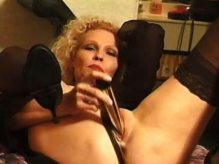 Blonde Milf Teddi Barret Loves Cock