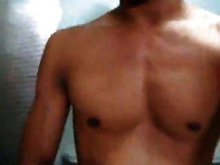 Nude Elevator Cumming Boy