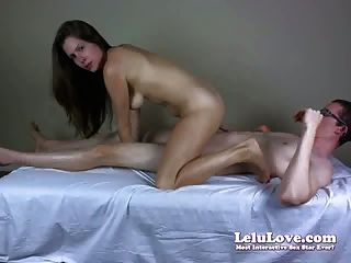 Webcam Girl Masturbates Then Sucks And Fucks Before Bath