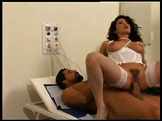 Pretty Milf Doctor Fucks Big Cock Patient