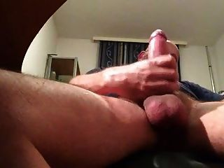 Woofy Jerk Off And Cum