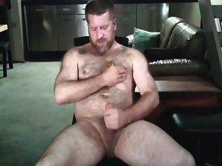 Wanking Daddy Bear 3
