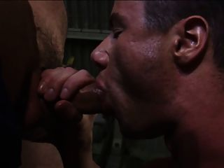 Men At Work 3 Hot And Sweaty Scene 2