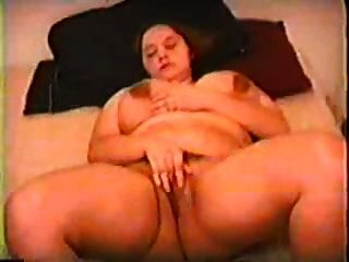 Emily Fingers Herself On The Bed