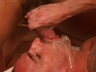Ton Of Jizz For That Hungry Guy