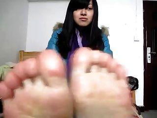 Asian Soles Close Up