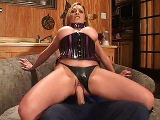 Busty Kinky Milf Loves Anal Sex