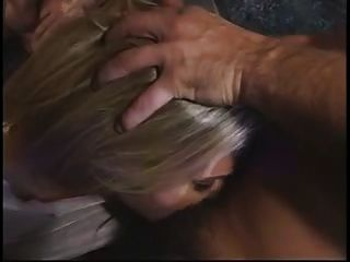 Hot Blonde Milf Hard Anal Threesome With Dp
